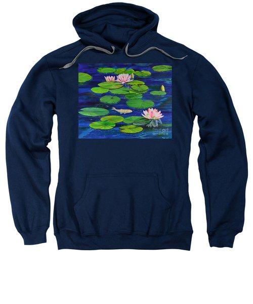 Tranquil Pond Sweatshirt