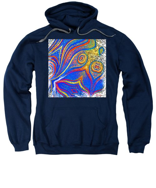 Fishing For Colours Sweatshirt
