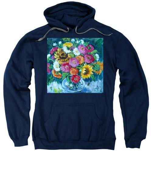 Floral Explosion No.1 Sweatshirt