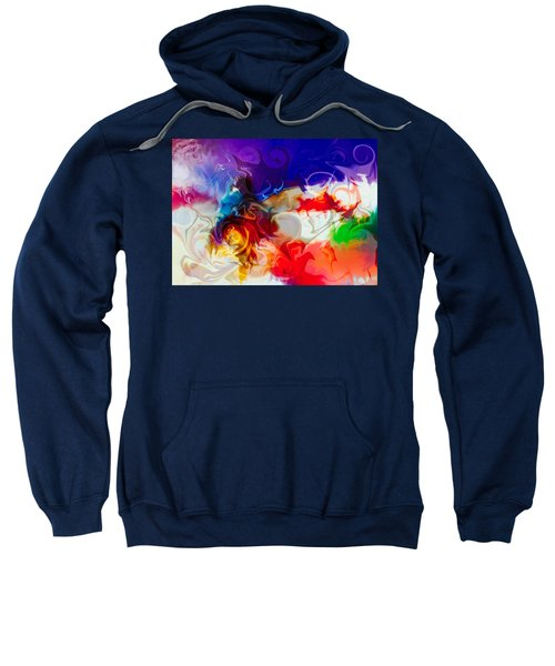 Fly With Me Sweatshirt