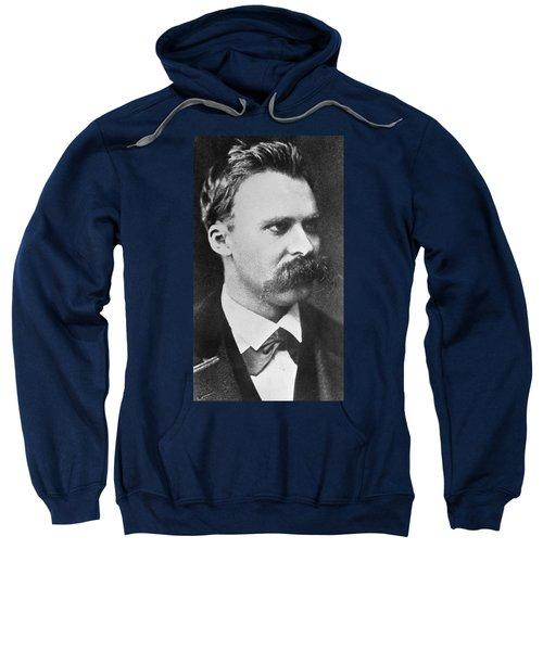Friedrich Wilhelm Nietzsche Sweatshirt