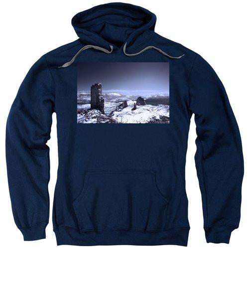 Frozen Landscape Sweatshirt