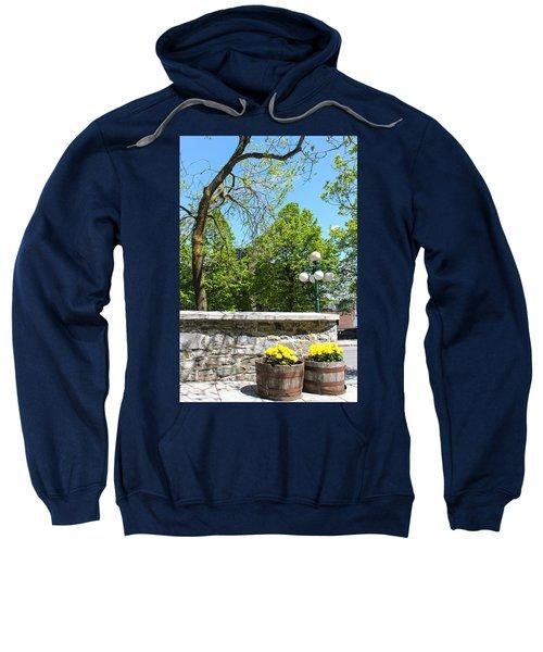 Barrel Of Flowers 09 Sweatshirt