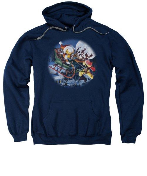 Garfield - Moonlight Ride Sweatshirt