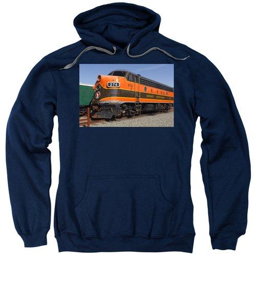 Garibaldi Locomotive Sweatshirt