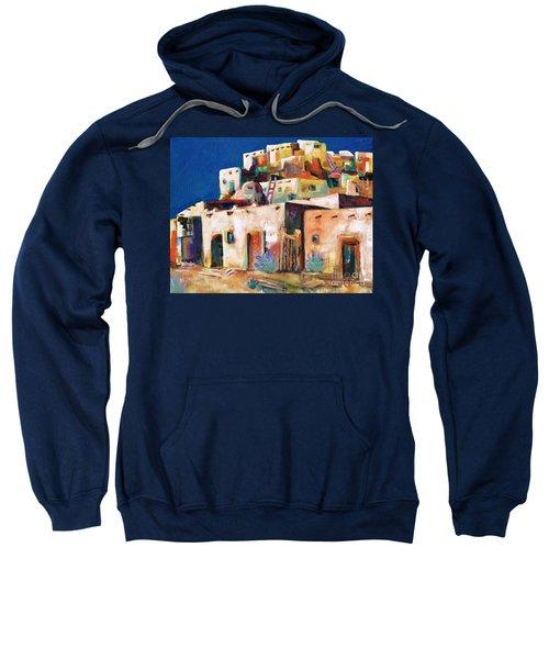 Gateway Into  The  Pueblo Sweatshirt