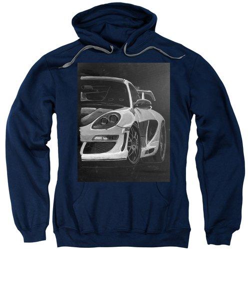 Gemballa Porsche Left Sweatshirt