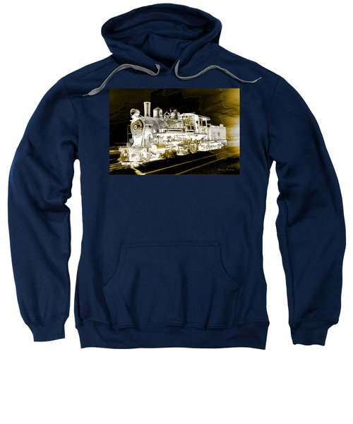 Ghost Train Sweatshirt