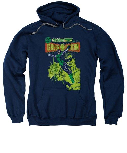 Green Lantern - Vintage Cover Sweatshirt