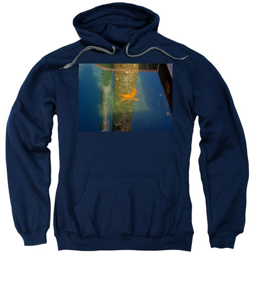 Harbor Star Fish Sweatshirt