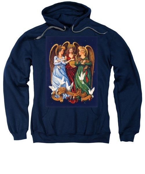 Hark The Herald Angels Sing Sweatshirt
