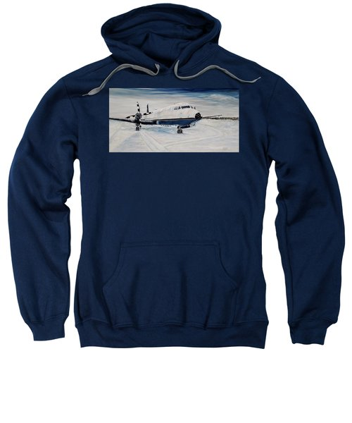 Hawker - Waiting Out The Storm Sweatshirt