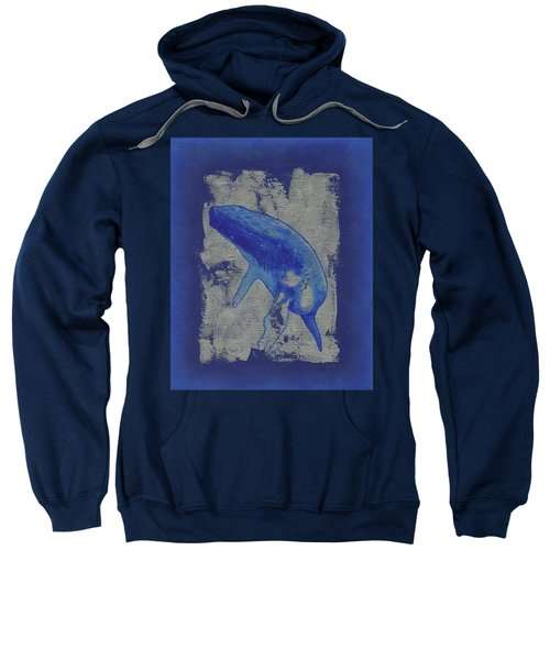 Humpback Whale Song Sweatshirt