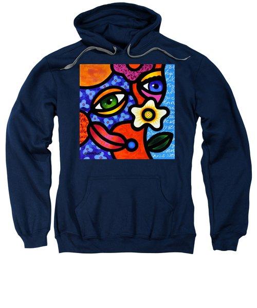 I Think I Like You Sweatshirt