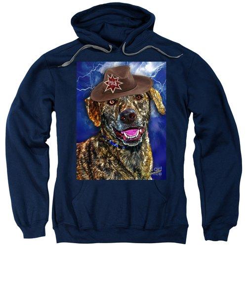 I'm A Canine Community Reporter Sweatshirt