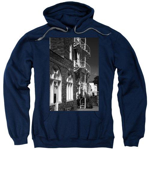 Jacaranda Hotel Fire Escape Sweatshirt