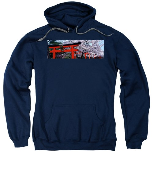 Japan, Kyoto, Takenaka Inari Shrine Sweatshirt