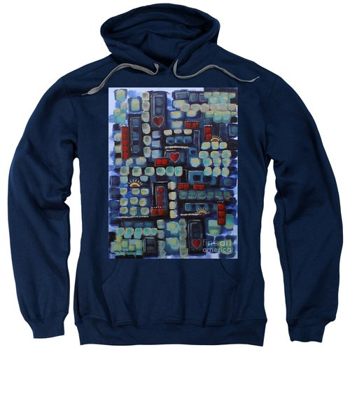 Jazzy Love Sweatshirt