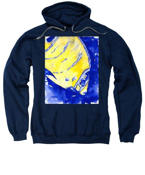 Juvenile Queen Angelfish Sweatshirt