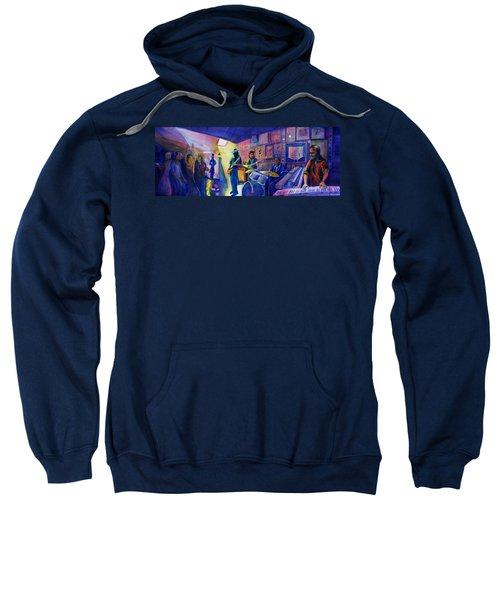 Kris Lager Band At Sanchos Broken Arrow Sweatshirt