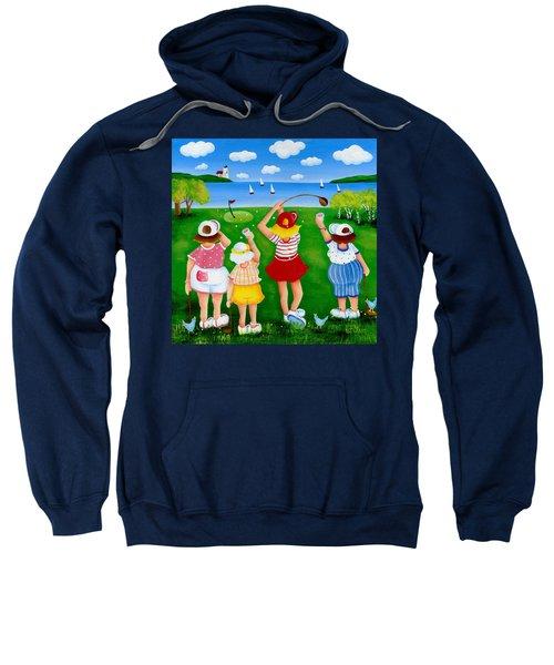 Ladies League Door County Sweatshirt
