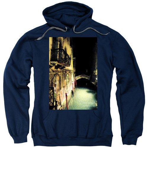 Last Night In Venice Sweatshirt
