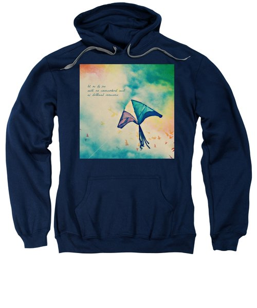 Let Me Fly Free Sweatshirt