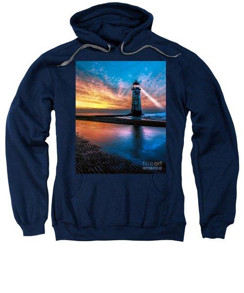 Light House Sunset Sweatshirt