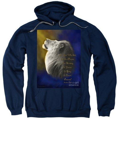 Lion Adoration Sweatshirt