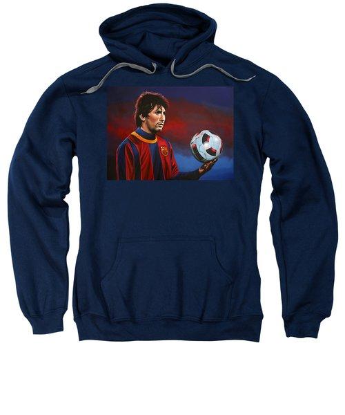 Lionel Messi 2 Sweatshirt