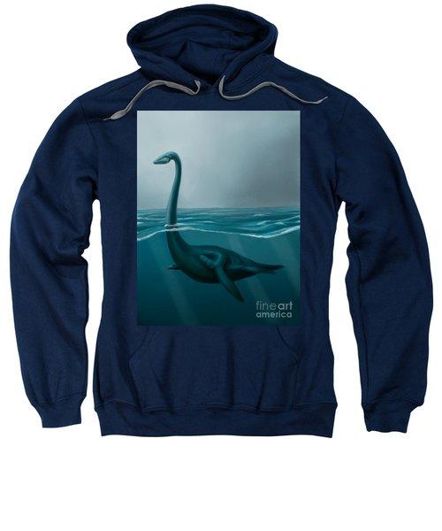 Lochness Monster Sweatshirt