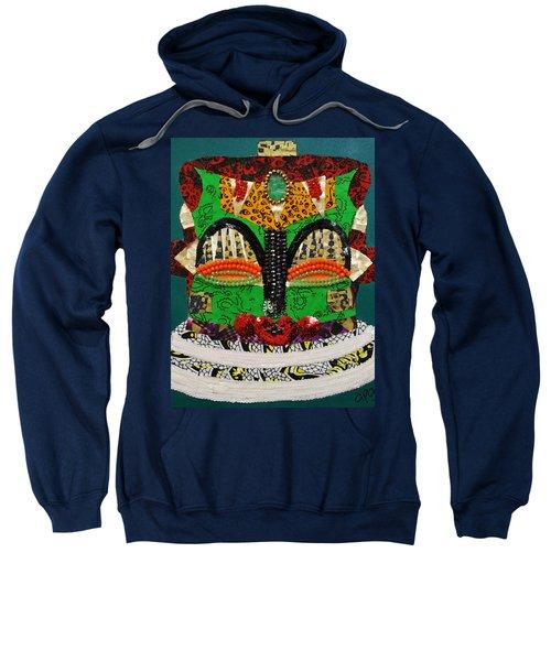 Lotus Warrior Sweatshirt