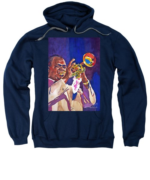 Louis Satchmo Armstrong Sweatshirt