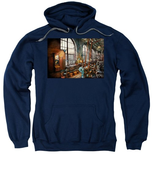 Machinist - Back In The Days Of Yesterday Sweatshirt