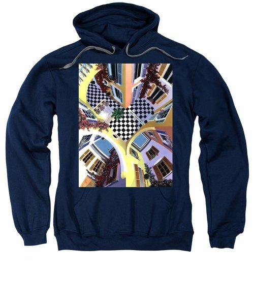 Mediterranean Illusion Sweatshirt