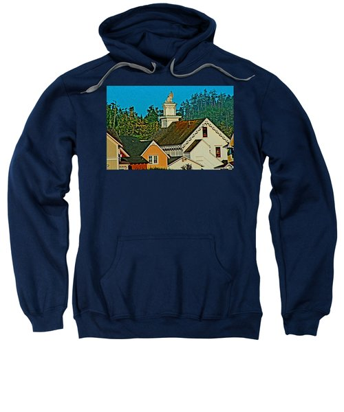 Mendocino California Sweatshirt