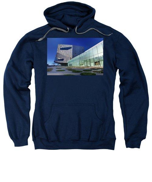 Minneapolis Skyline Photography Walker Art Museum Sweatshirt