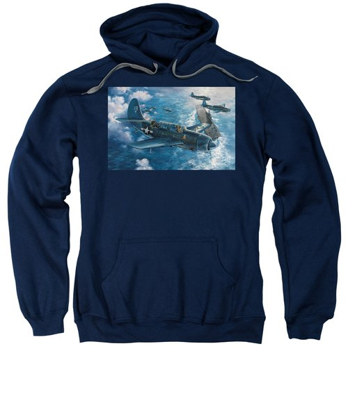 Mitscher's Hunt For The Rising Sun Sweatshirt