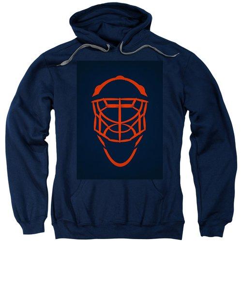 New York Islanders Goalie Mask Sweatshirt