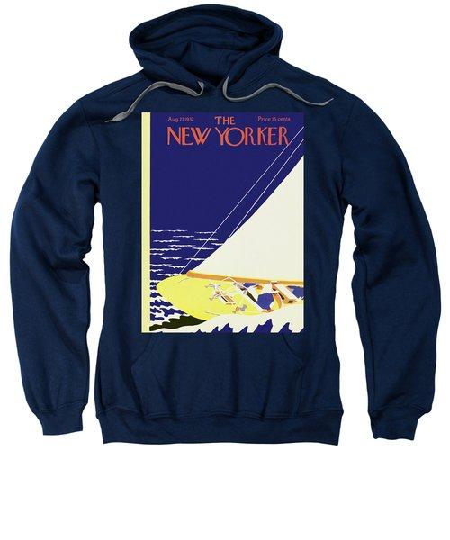 New Yorker August 27 1932 Sweatshirt