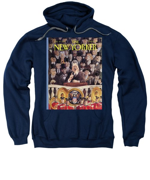 New Yorker January 25th, 1993 Sweatshirt