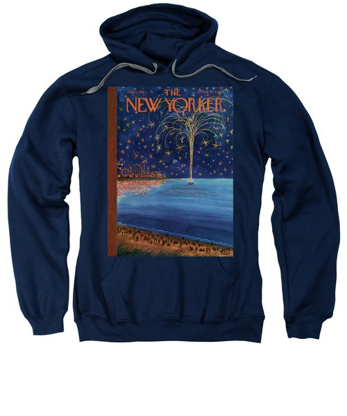 New Yorker July 6th, 1963 Sweatshirt