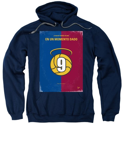 No272 My En Un Momento Dado Minimal Movie Poster Sweatshirt by Chungkong Art