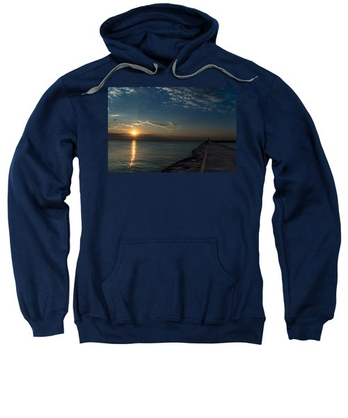 October Sunrise Sweatshirt