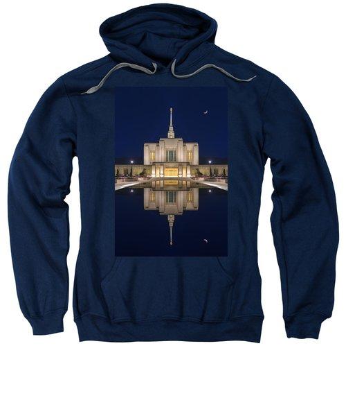 Ogden Temple Reflection Sweatshirt
