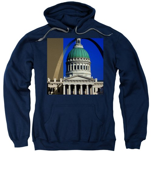 Old Courthouse Dome Arch Sweatshirt