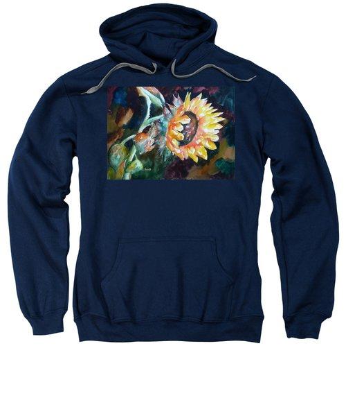 One Sunflower Sweatshirt
