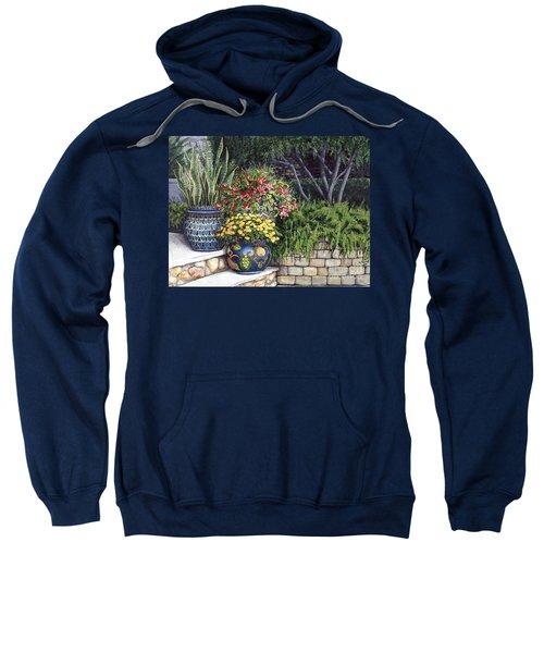 Painted Pots Sweatshirt