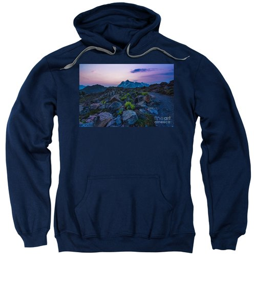 Pathway To Light Sweatshirt