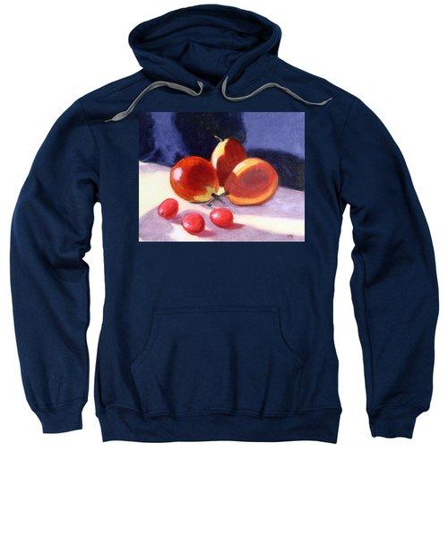 Pears And Grapes Sweatshirt